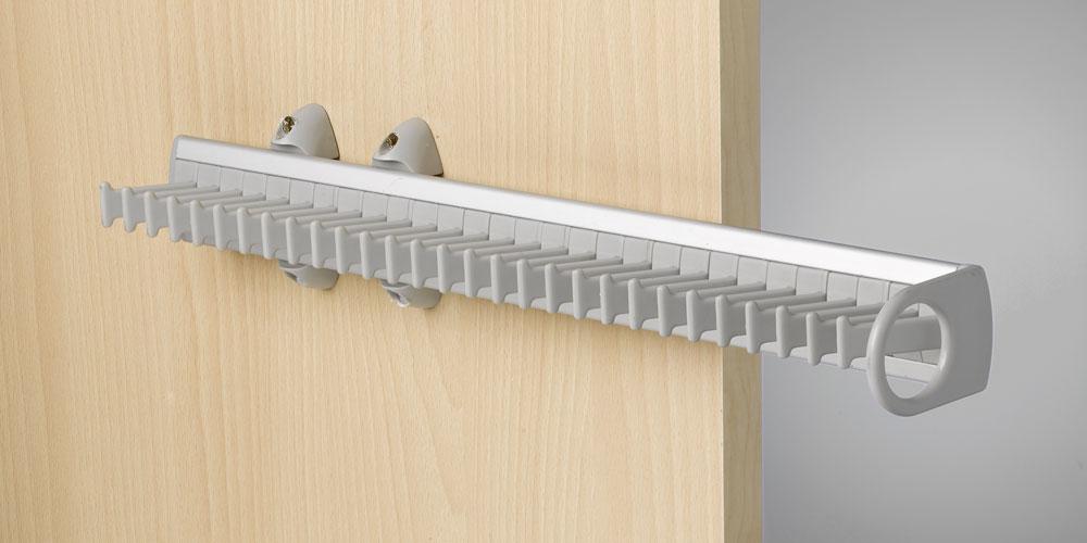 Corbatero extraíble de aluminio de diseño exclusivo