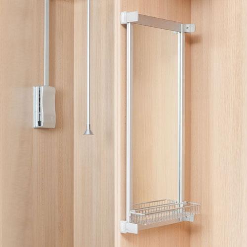 Es espejos extra bles para armarios roperos dequm en for Cestas extraibles para armarios roperos